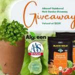 Athena Garden Rainbarrel Giveaway