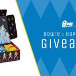 Bowie x Happy Socks Giveaway
