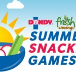 Dandy Fresh Summer Snacking Games Sweepstakes