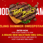 The Food That Built America Sizzling Summer Sweepstakes