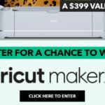 JOANN Cricut Maker 3 Giveaway