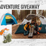Sierra Designs Family Camping Giveaway