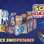The Sonic 30th Anniversary IDW Comics Sweepstakes