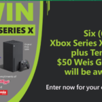 Kellogg's and Weis Markets Xbox Giveaway