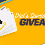 Dad's Special Day Giveaway