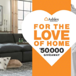 For the Love of Home | Ashley Furniture $50K Giveaway