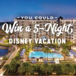 The Disney Vacation Club Luca's Riviera Summer Sweepstakes