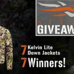 Kelvin Lite Down Jacket Giveaway