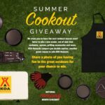 National Camping Month Sweepstakes