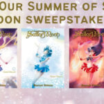 Summer of Sailor Moon Sweepstakes