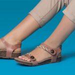 Aetrex Jillian Braided Quarter Strap Sandals Giveaway (10 WINNERS)