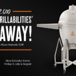 $2,500 Master Grillabilities Giveaway