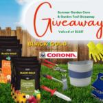 Summer Garden Care & Tool Giveaway