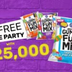 The Original Gummi FunMix Sweepstakes and Instant Win