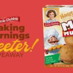 Little Debbie Make Mornings Sweeter Giveaway