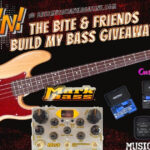 The Bite & Friends Build my Bass Giveaway