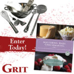 Grit Cheesemaking Giveaway