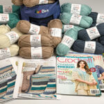 Annie's Crochet Your Seaside Paradise Giveaway Box