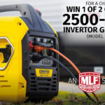 MLF Power Up Like a Champion Sweepstakes