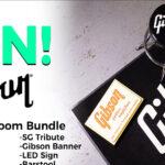 The Music Zoo's Gibson SG/Jam Room Bundle Giveaway!