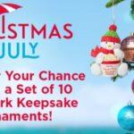 Hallmark Channel's Countdown to Christmas Keepsake Ornament Giveaway