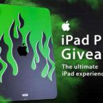 SkinIt iPad Pro Giveaway