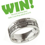Irish Shop Ring Giveaway
