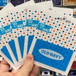 Old Navy #BTSSavings Giveaway