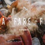 Sea x Fare x Fire Giveaway