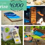 Summer Adventure Sweepstakes