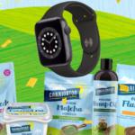 Carrington Farms Apple Watch Sweepstakes