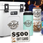 Rebel Out Of Office Sweepstakes