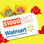 Sunbird Seasonings $1,000 Walmart Gift Card Giveaway