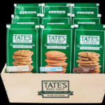 Back to School with Tate's Giveaway