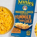 The Annie's Extremely Cheesy Sweepstakes