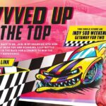 """The Mtn Dew """"Revvved Up Race to the Top"""" at Speedway (Select States)"""