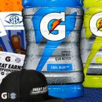 Gatorade Sweat Earns Championships Sweepstakes and Instant Win Game