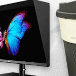 MSI Monitor and Mugs Giveaway