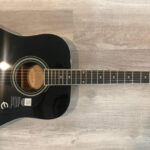 Nathaniel Rateliff Autographed Guitar Giveaway