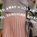 Soulful Sunshine Sweepstakes