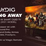 BuyDig 83 Inch TV Giveaway