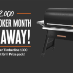 BBQ Smoker Month Traeger Giveaway