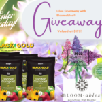 Black Gold x New Age Lavender Lilac Giveaway