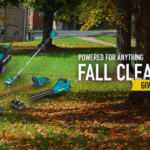 Powered for Anything Fall Cleanup Giveaway