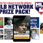 MLB x Simon & Schuster Audio Sweepstakes