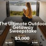 Ultimate Outdoor Getaway Sweepstakes