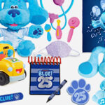 """September 2021 Blue""""s Clues & You! 25th Anniversary Sweepstakes"""