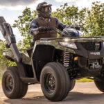 Busch Light CAMO ATV Sweepstakes