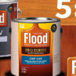 Flood Deck Stain Giveaway!