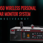 Galaxy Audio AS-950 Giveaway
